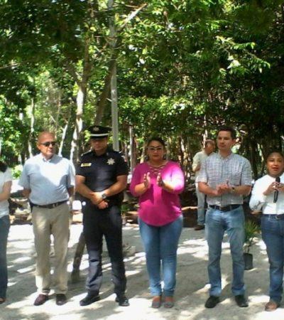 El Día Mundial del Medio Ambiente se celebró plantando árboles en Puerto Morelos
