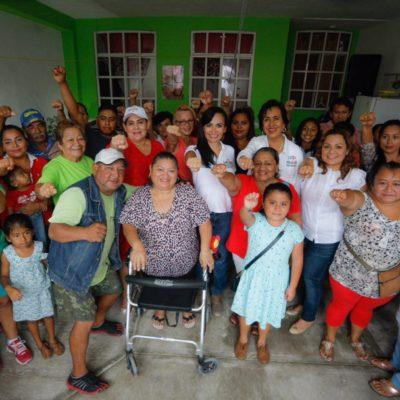 Laura Fernández involucrará a la ciudadanía en la toma de decisiones, asegura