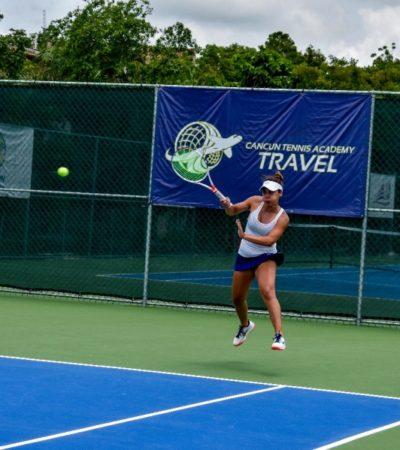 Ana Paula Martínez Mora conquista Copa de Tenis JITIC 2018