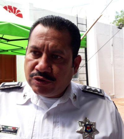 Se mantendrán operativos preventivos en Zona Hotelera tras hallazgo fortuito de armas