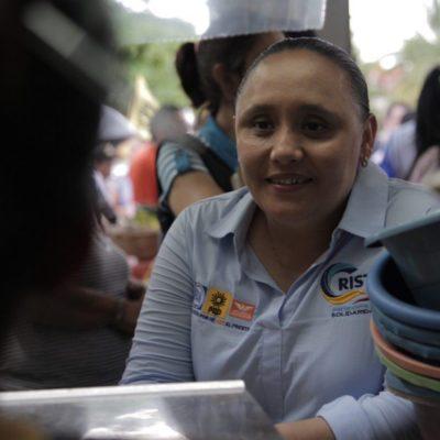 Cristina Torres ofrece fortalecer el diálogo con los ciudadanos a través de más espacios públicos