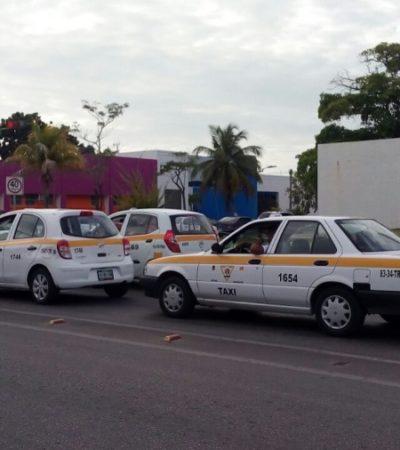 Taxistas dicen que consiguieron un acuerdo para reformar la Ley de Movilidad