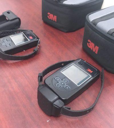 El primer preso en usar el Sistema de Monitoreo Electrónico sale del Cereso de Chetumal