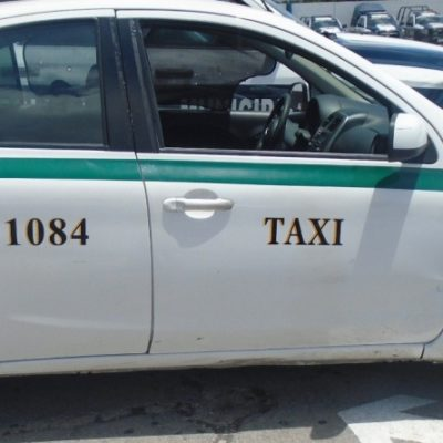 Detienen a taxista por presunto abuso sexual