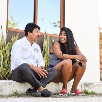 En su gobierno, Víctor Mas Tah construirá una nueva relación con los ciudadanos, asegura