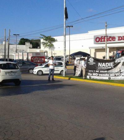 """Coparmex arranca campaña """"Participo, Voto, Exijo"""""""