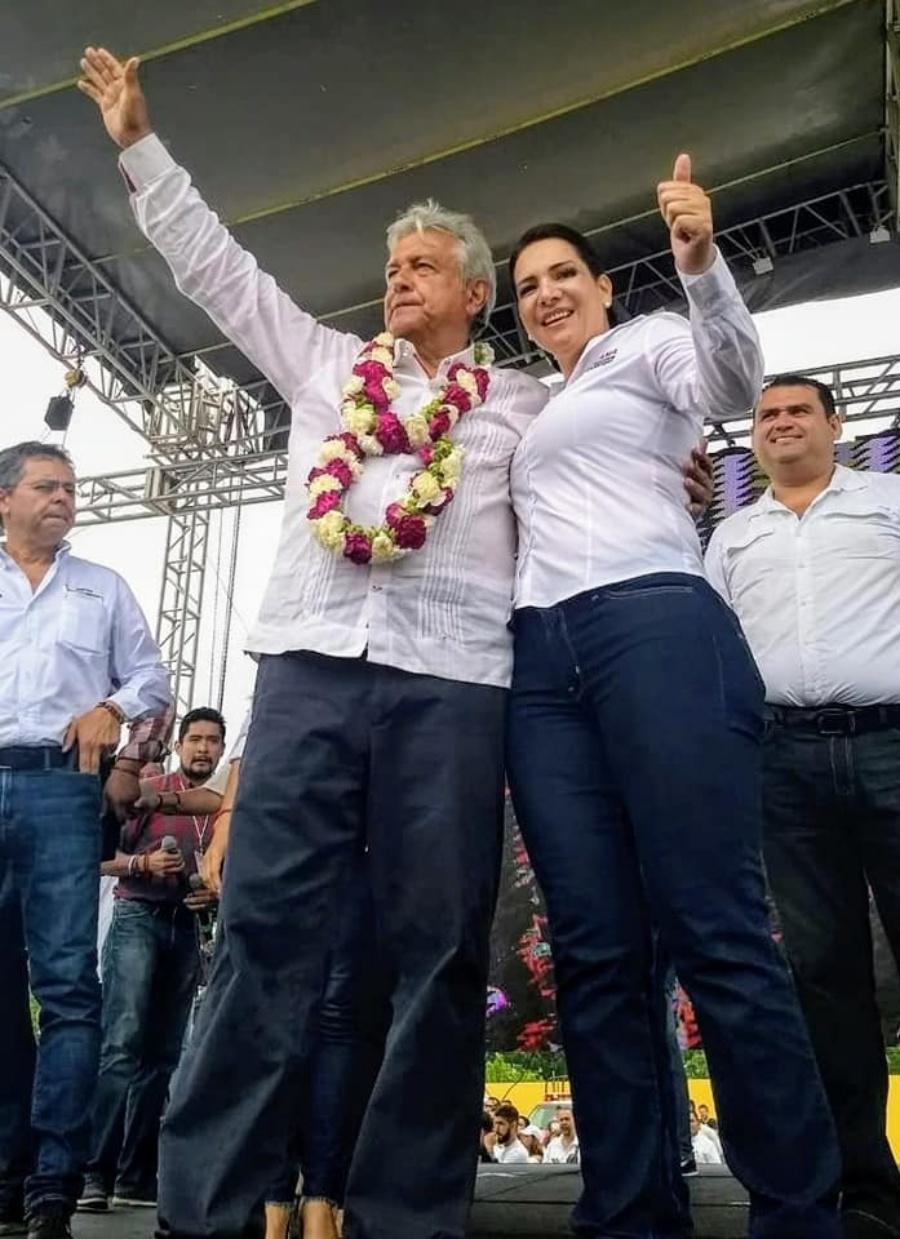 Adriana Teissier promete que se quitará el fuero a todos los funcionarios