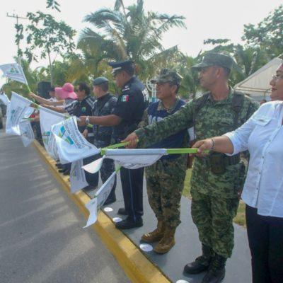 Operativo Vacacional de Verano 2018 inicia en Puerto Morelos