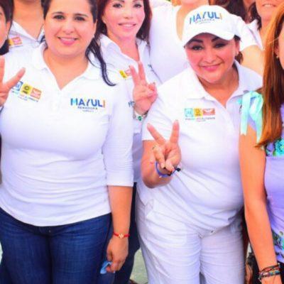 Carecer de candidato no nos dobla, dice diputada panista Eugenia Solís