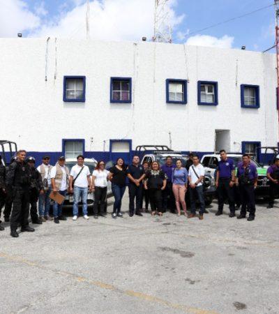 Comuna continúa con operativos contra la explotación infantil en calles de Cancún