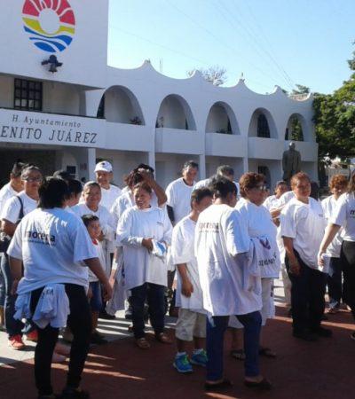 Redes Ciudadanas de Morena abandonan a Mara Lezama y se van con Issac Janix