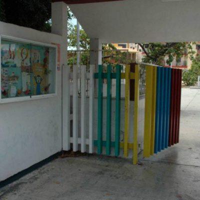 Operarán 45 escuelas de Cancún como refugios anticiclónicos