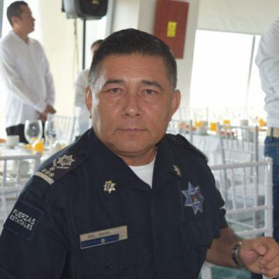 Hasta ahora, revela mando policiaco, ningún candidato en Quintana Roo ha pedido protección institucional