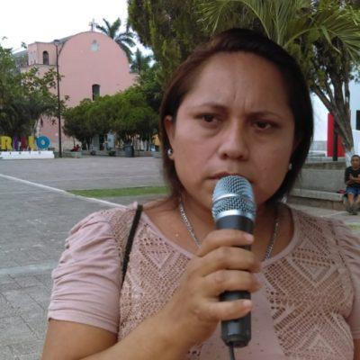Habitantes de Santa Amalia se sienten vulnerables ante un huracán porque no cuentan con ningún refugio anticiclónico