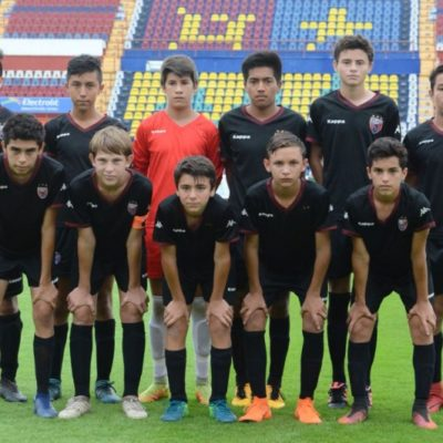 Atlante defenderá título en el torneo nacional Sub-15