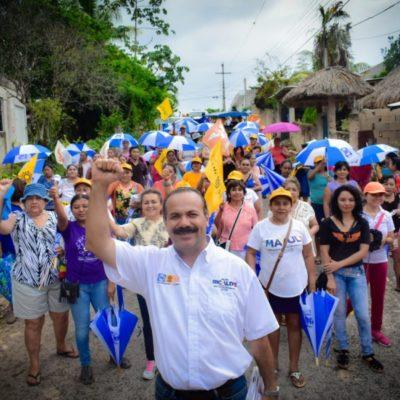 Julián Ricalde se propone acabar con el temor de la sociedad
