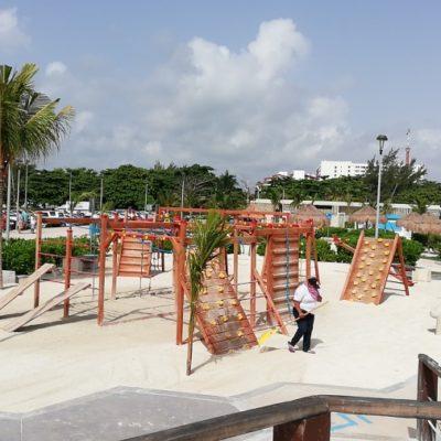 Fonatur niega privatización de Playa Langosta