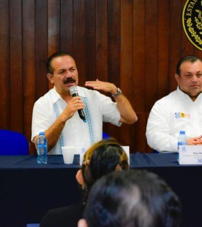 Julián Ricalde señala que su alianza política ayudará a que Quintana Roo esté bien representado en el Senado