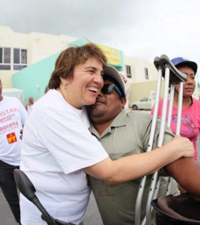 El primer Centro de Salud Mental en Solidaridad será construido por Laura Beristaín, anuncia