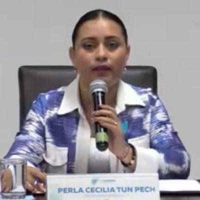 REGIDORES REBELDES: Dejan sola a Perla Tun y ésta cancela sesión de cabildo para analizar alumbrado público por falta de quórum