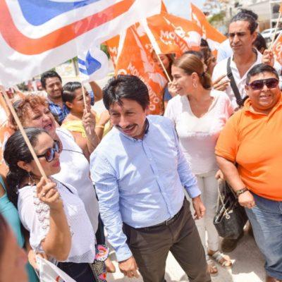 NO ES AMENAZA. Víctor Mas asegura que revisará todas las cuentas del Ayuntamiento de Tulum