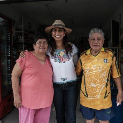 Solidaridad ya tiene decidido su voto, dice Marybel Villegas