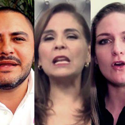 DEBATE 2018   TODOS QUIEREN LLEVAR LA FIESTA EN PAZ: Candidatos coinciden en que, independientemente del color de los gobiernos, se debe trabajar en forma conjunta para resolver problemas de Cancún
