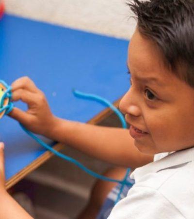 La fundación Jorge Alan promueve la atención de lenguaje en menores