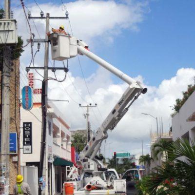 CFE firma convenio con el INE para garantizar el suministro de energía eléctrica confiable en la jornada electoral; con el Ieqroo no hubo acuerdo
