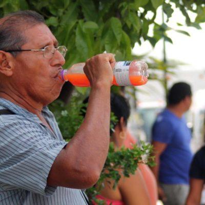 Alerta en Quintana Roo por ola de calor