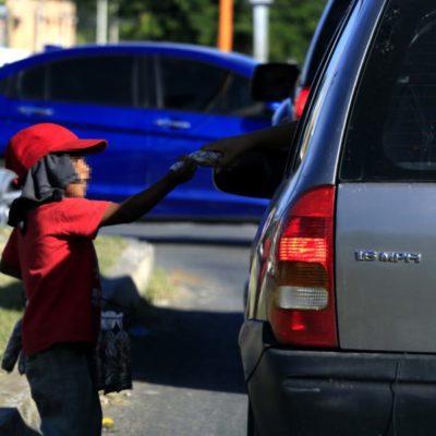 Elaboran protocolo de atención a niños trabajadores de Quintana Roo