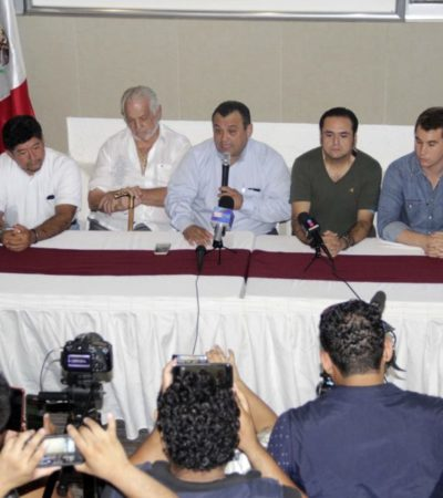 Trabaja el Consejo Coordinador Empresarial en asignación de nuevo presidente, asegura Rodrigo Constandse