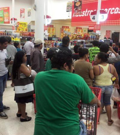 Anuncian app para hacer compras en supermercados y pedidos a domicilio desde el teléfono celular, en Cancún