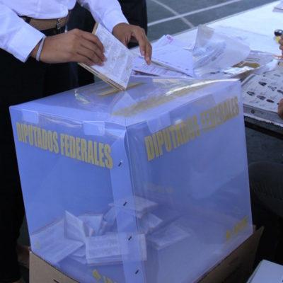 Llama Wilbert Perera a empresarios de Quintana Roo a respetar y ejercer el voto razonado