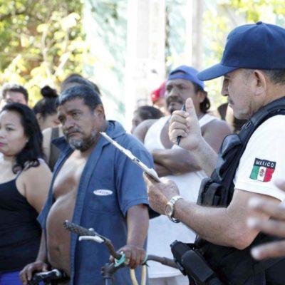 """""""No hay inversión de recursos para la seguridad"""", dice en Chetumal un ex jefe de la policía ministerial de Humberto Moreira"""