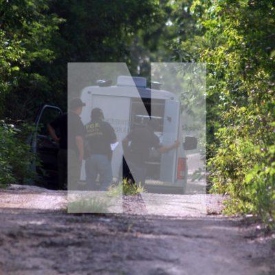 EJECUTADO EN LA COLONIA SANTA CECILIA: Hallan cadáver de una persona amarrada en un pozo de colonia irregular de Cancún