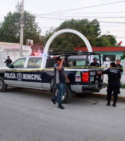 No descarta la Fiscalía ninguna línea de investigación en el ataque contra candidata a regidora durante una reunión con activistas del PRI en Isla Mujeres