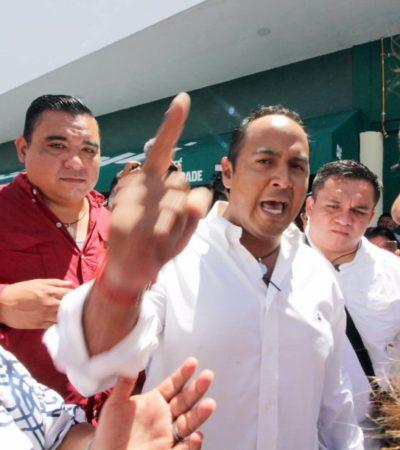 """""""SON LOS PORROS DE SIEMPRE"""": Acusan aumento de 'actos intimidatorios' para coaccionar el voto en Isla Mujeres a favor del PRI"""