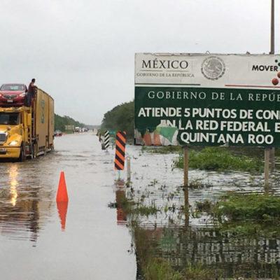 Quintana Roo recibirá 62 millones de pesos del Fondo de Desastres Naturales