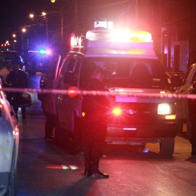 ATAQUE A BALAZOS EN LA REGIÓN 94: Matan a un electricista empleado del Ayuntamiento y dejan a otras 2 personas heridas en la Avenida Talleres de Cancún