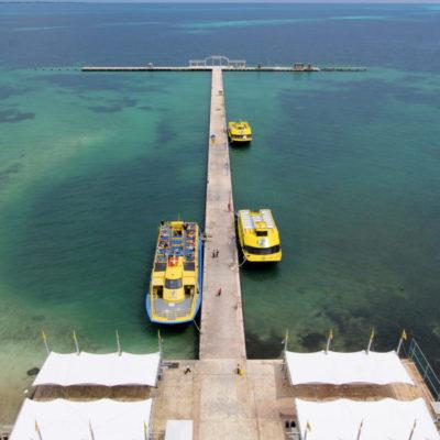 Continúa homologación de código de seguridad en puertos Quintana Roo