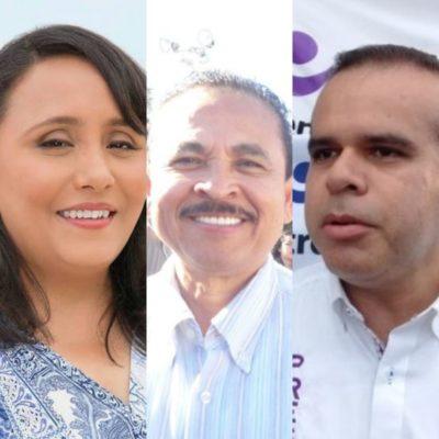 Debate en Solidaridad, sólo contará con tres candidatos; Morena todavía no confirma su presencia en el encuentro