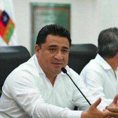 Anticipa Eduardo Martínez Arcila un periodo extraordinario de sesiones para atender demandas de taxistas por la Ley de Movilidad