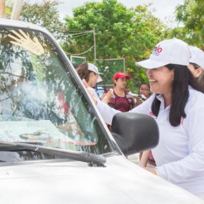 Mildred Ávila buscará velar por el correcto funcionamiento de los Derechos Humanos en Quintana Roo