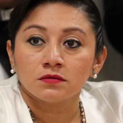 IVANOVA POOL, EL NUEVO REFUERZO DE AMLO EN QR: Diputada federal del PRD da abierto apoyo a candidatos de Morena