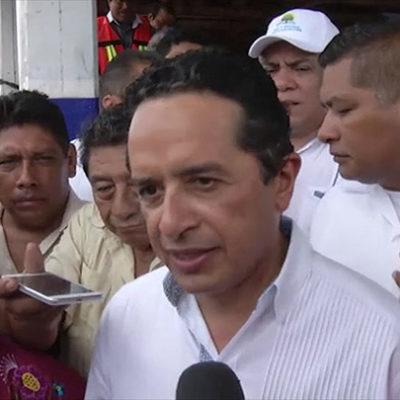 Reprueba Carlos Joaquín la violencia y pide una investigación para dar con los responsables de la muerte de la candidata a regidora Rosely Magaña