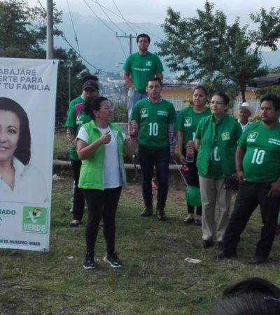 Matan a candidata y regidora del Partido Verde Ecologista de México, en Puebla; ambas fueron encontradas con las camisetas del partido