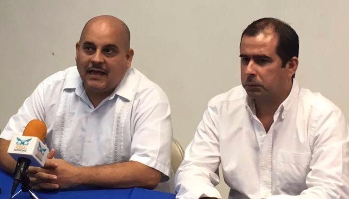 UNA TRAS OTRA, EL 'FRENTE' EN CANCÚN: En el colmo del ridículo, a media campaña, impugnan al 'Simi Chanito' y su candidatura emergente también está en riesgo