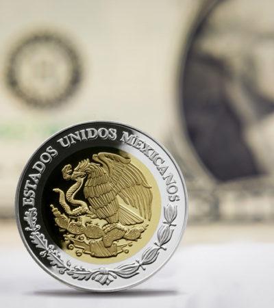 Prevén un peso fuerte frente al dolar gane quien gane la elección