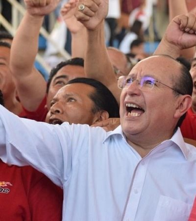 Rompeolas: Priistas cancunenses, como los 'chinitos'